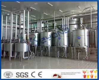 Yogurt industriale che fa macchina