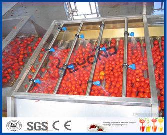 Linea di trasformazione del pomodoro