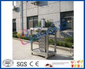 ISO 200 - 50000LPD Plastic Bottle Package Cheese Making Machine With SUS304 SUS316L