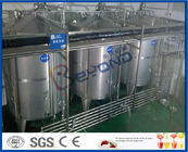 8000 - 10000BPH Functional Beverage Soft Drink Production Line With Bag Type Duplex Filter