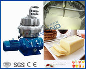 Butter Wrapping Machine / Buttermilk Making Machine For Butter Making Process