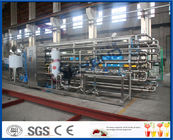 Tubular Pasteurizer Milk Pasteurization Equipment For Htst Pasteurization Process