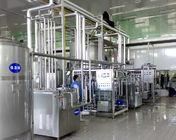 5000LPH thick texture  greek Yogurt Making Equipment ,  Industrial Yogurt processing plant with cup filling