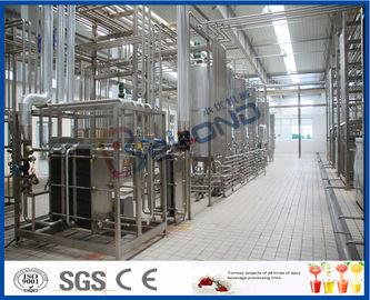 Macchinario multifunzionale di produzione di latte per il latte UHT/la crema/il burro pastorizzati