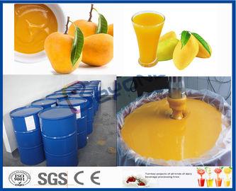 Linea di trasformazione del mango della macchina dell'unità di elaborazione della frutta per l'impianto di lavorazione del succo