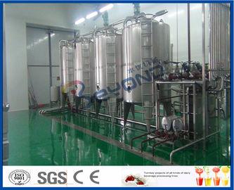 Linea di trasformazione del succo di frutta di iso 2TPH 10TPH per il processo di produzione del succo di frutta