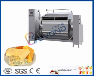 attrezzatura dell'industria casearia 30TPD per la fabbrica del formaggio 200 kg/h - 2000 kg/h di capacità